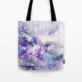 Unicorn dream b Tote Bag