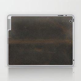 Vintage leather texture Laptop & iPad Skin