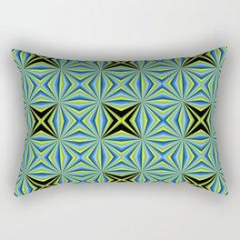 Black Diamonds Rectangular Pillow