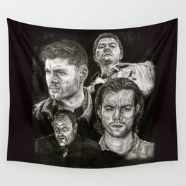 The Boys Wall Tapestry