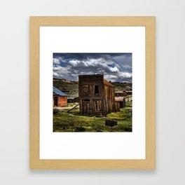 Silver or bust Framed Art Print
