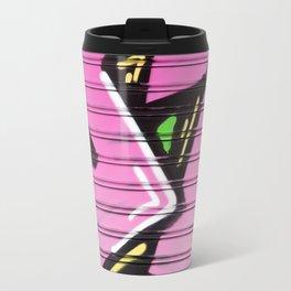 Pink Street Expression Travel Mug