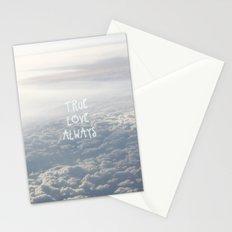 True Love Always Stationery Cards