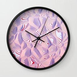 Abstract surreal Wall Clock