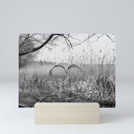 Rising Heart Mini Art Print