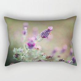 Lavender Life Rectangular Pillow