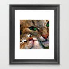 I Will Love You Forever Framed Art Print