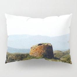 Nuraghe 1500 B.C. Pillow Sham