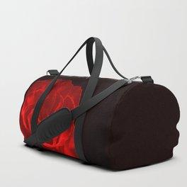 Rose Red Duffle Bag