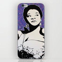 Dinah Washington iPhone Skin