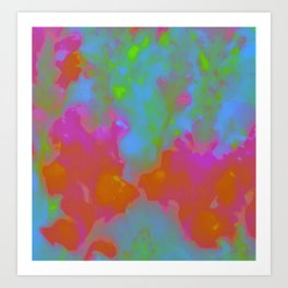 Cool Abstract Art Print