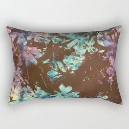Weston Flowers, Tie Dye  Rectangular Pillow