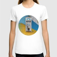 telephone T-shirts featuring Telephone by RMK Photography