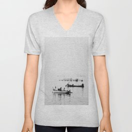 Fishermens Unisex V-Neck