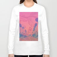 california Long Sleeve T-shirts featuring California by Calepotts