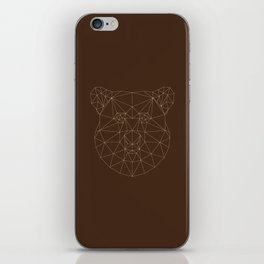 Poly-Bear iPhone Skin