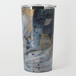 Metamorphosis - Insect series - Original painting - Marina Taliera Travel Mug