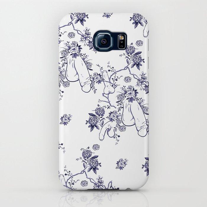 Penis Pattern iPhone Case