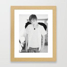 Angel of Mine Framed Art Print