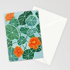 Summer Nasturtium Stationery Cards