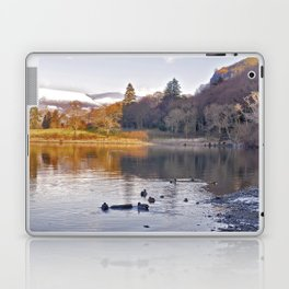 By the Lakeside - Derwent Water Laptop & iPad Skin