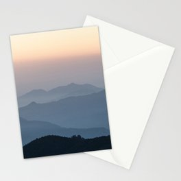 Nepal Poon Hill Stationery Cards
