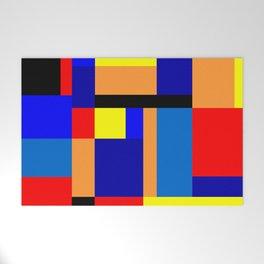 Mondrian #2 Welcome Mat