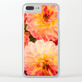 Pike Place Flower Markets 3 Clear iPhone Case