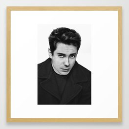 James Dean Framed Art Print