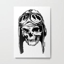 102 Metal Print