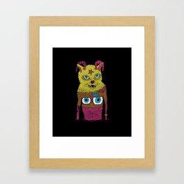 Catan Framed Art Print