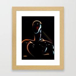 Smedge Framed Art Print