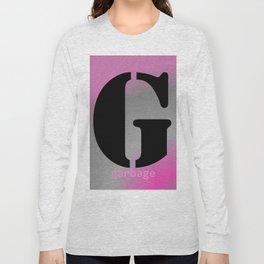 Garbage Long Sleeve T-shirt