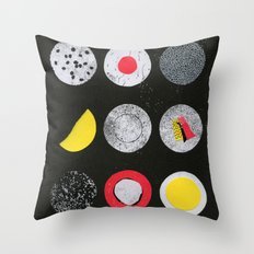 Kimbap Throw Pillow