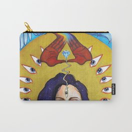 Entering The Mysteries Carry-All Pouch