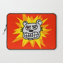 Angry bear Laptop Sleeve