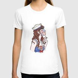 dreaming a kiss T-shirt