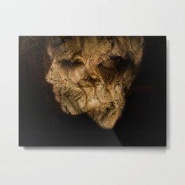 Creature of Bark Metal Print
