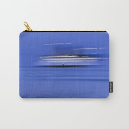 """INTO THE DEEP BLUE - """"Vacancy"""" zine Carry-All Pouch"""