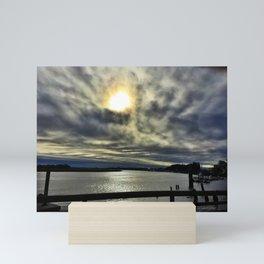 Shine Through the Storm Mini Art Print