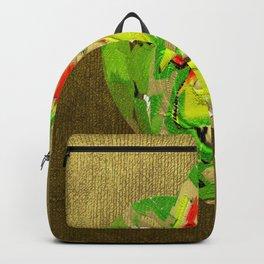 Haiku series number 3 Backpack