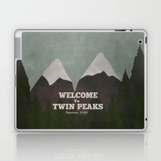 Welcome to Twin Peaks Laptop & iPad Skin