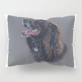 English Cocker Spaniel art print Pillow Sham