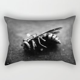 Apis Mellifera — Let This Not Be The Future. Rectangular Pillow