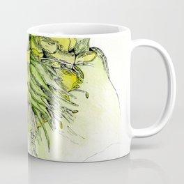 Watercolor Helleborus Coffee Mug