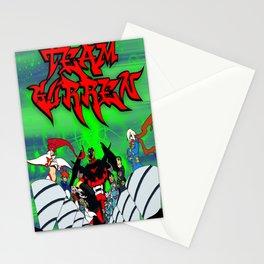 Team Gurren Stationery Cards