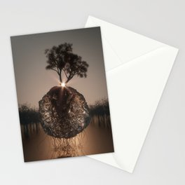 Theory Stationery Cards