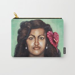 Hawaiian Princess Carry-All Pouch