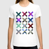 holographic T-shirts featuring XXX by Sara Eshak