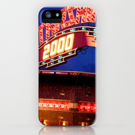 SparkleShip iPhone Case